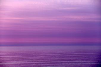 Baltic Sea Evening - Sky meets water